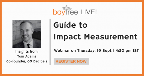 BayTree Live! Guide to Impact Measurement